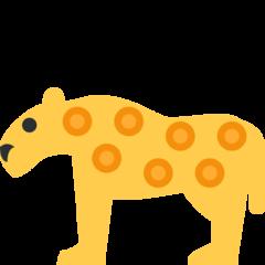 Leopard twitter emoji