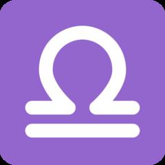 Libra twitter emoji