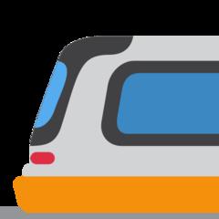 Light Rail twitter emoji