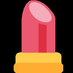 Lipstick twitter emoji