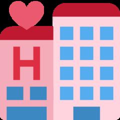 Love Hotel twitter emoji