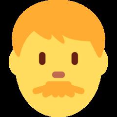 Man twitter emoji