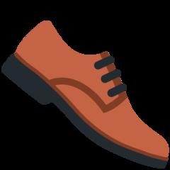 Mans Shoe twitter emoji