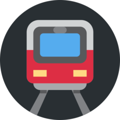 Metro twitter emoji
