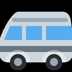 Minibus twitter emoji