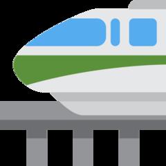 Monorail twitter emoji