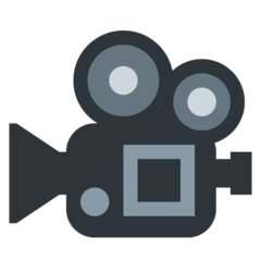 Movie Camera twitter emoji