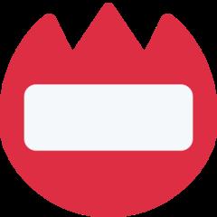 Name Badge twitter emoji