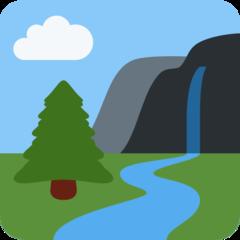 National Park twitter emoji