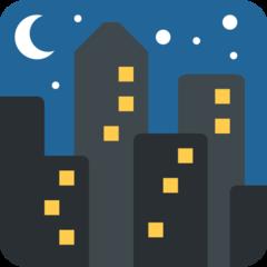 Night With Stars twitter emoji
