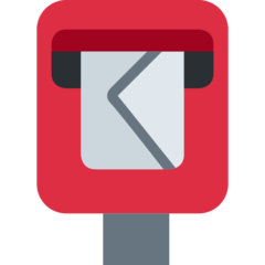 Postbox twitter emoji