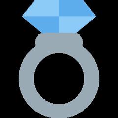Ring twitter emoji
