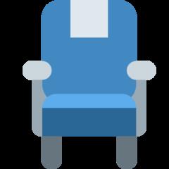 Seat twitter emoji