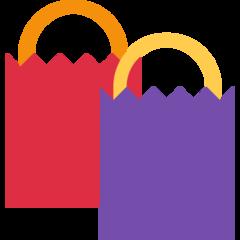 Shopping Bags twitter emoji