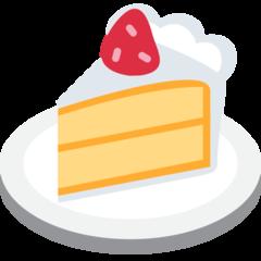 Shortcake twitter emoji