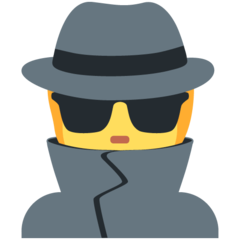 Sleuth Or Spy twitter emoji