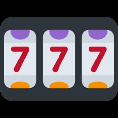 Slot Machine twitter emoji