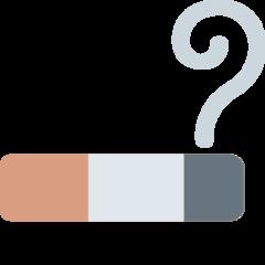 Smoking Symbol twitter emoji