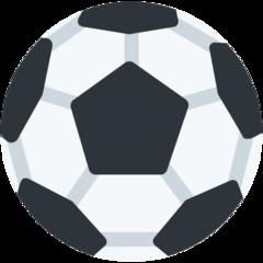 Soccer Ball twitter emoji
