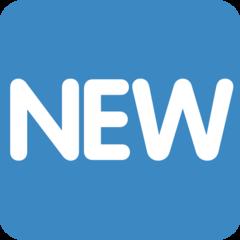 Squared New twitter emoji