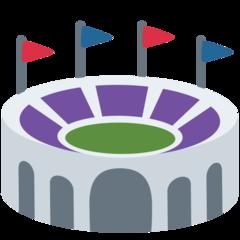 Stadium twitter emoji