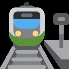 Station twitter emoji