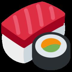 Sushi twitter emoji