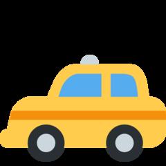 Taxi twitter emoji