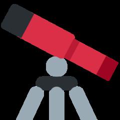 Telescope twitter emoji