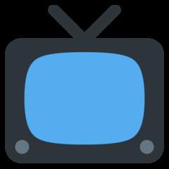 Television twitter emoji