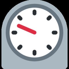 Timer Clock twitter emoji