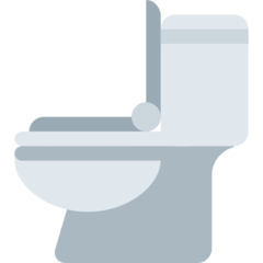 Toilet twitter emoji
