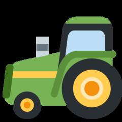Tractor twitter emoji