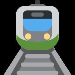 Tram twitter emoji