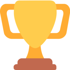 Trophy twitter emoji