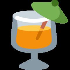 Tropical Drink twitter emoji