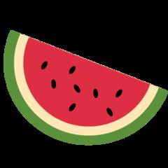 Watermelon twitter emoji