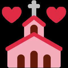 Wedding twitter emoji
