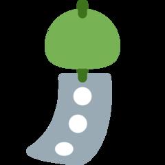 Wind Chime twitter emoji