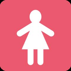 Womens Symbol twitter emoji