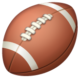 American Football whatsapp emoji