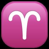 Aries whatsapp emoji