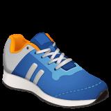 Athletic Shoe whatsapp emoji