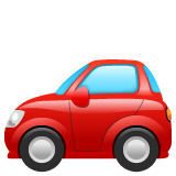 Automobile whatsapp emoji