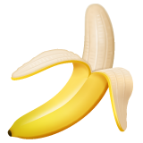 Banana whatsapp emoji
