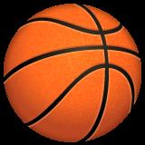 Basketball And Hoop whatsapp emoji