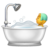 Bath whatsapp emoji
