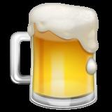 Beer Mug whatsapp emoji