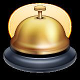 Bellhop Bell whatsapp emoji