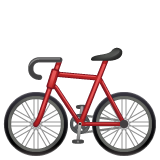 Bicycle whatsapp emoji